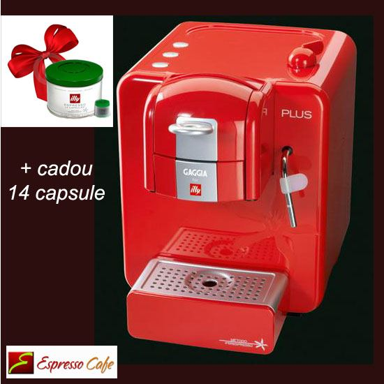 Gaggia for Illy Plus cadou 14 capsule