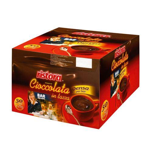 Ciocolata calda densa Ristora plic