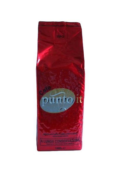 Cafea boabe Punto it Rosso 1 kg
