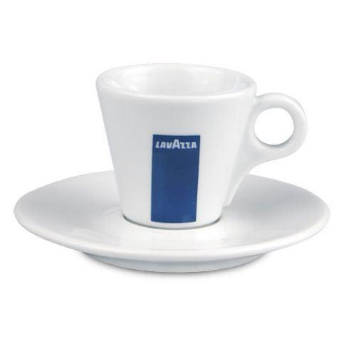 Ceasca de cafea espresso Lavazza o ceasca o farfurie