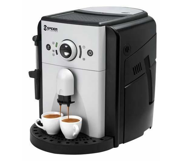Spidem my coffee by Saeco