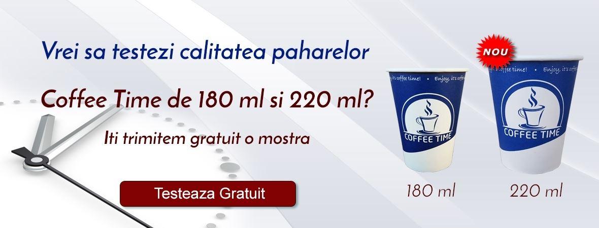 testeaza coffee time