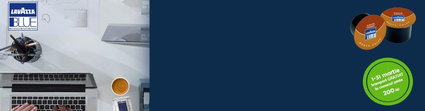 Reduceri capsule lavazza blue